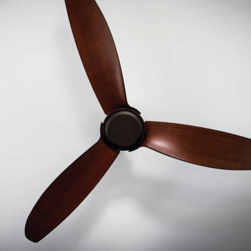 Trinity DC Ceiling Fan Aerodynamic Polymer Blades