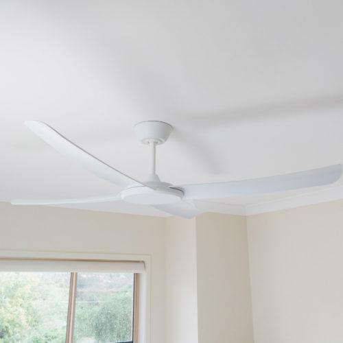 FlatJET Ceiling Fan White 3