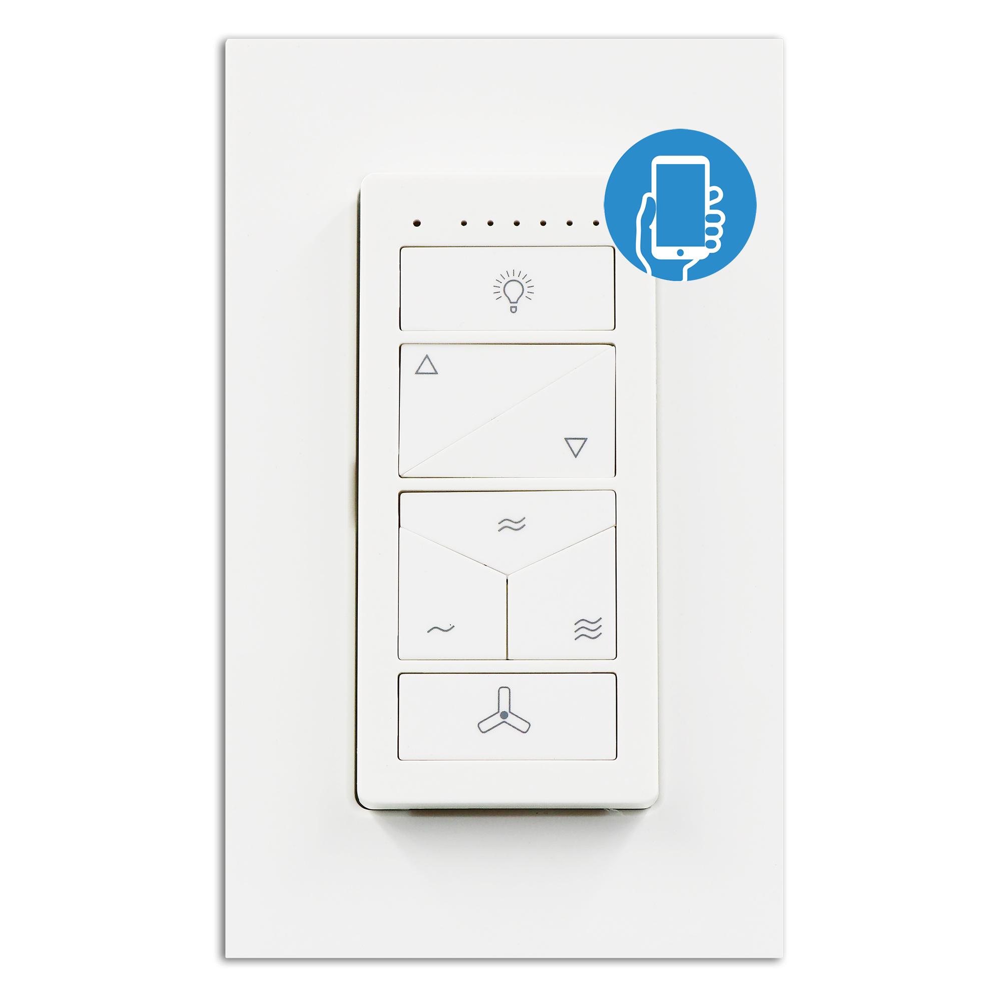 Mi Smart Remote Control by ThreeSixty Fans