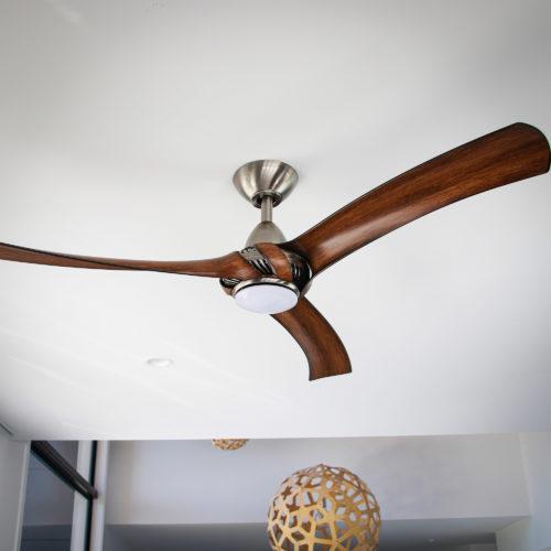 Arumi ARU52 Ceiling Fan 1 Square