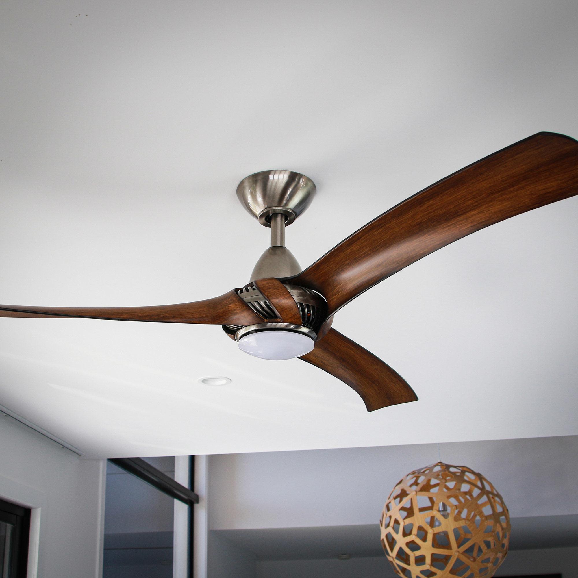 Arumi ARU52 Ceiling Fan 2 Square