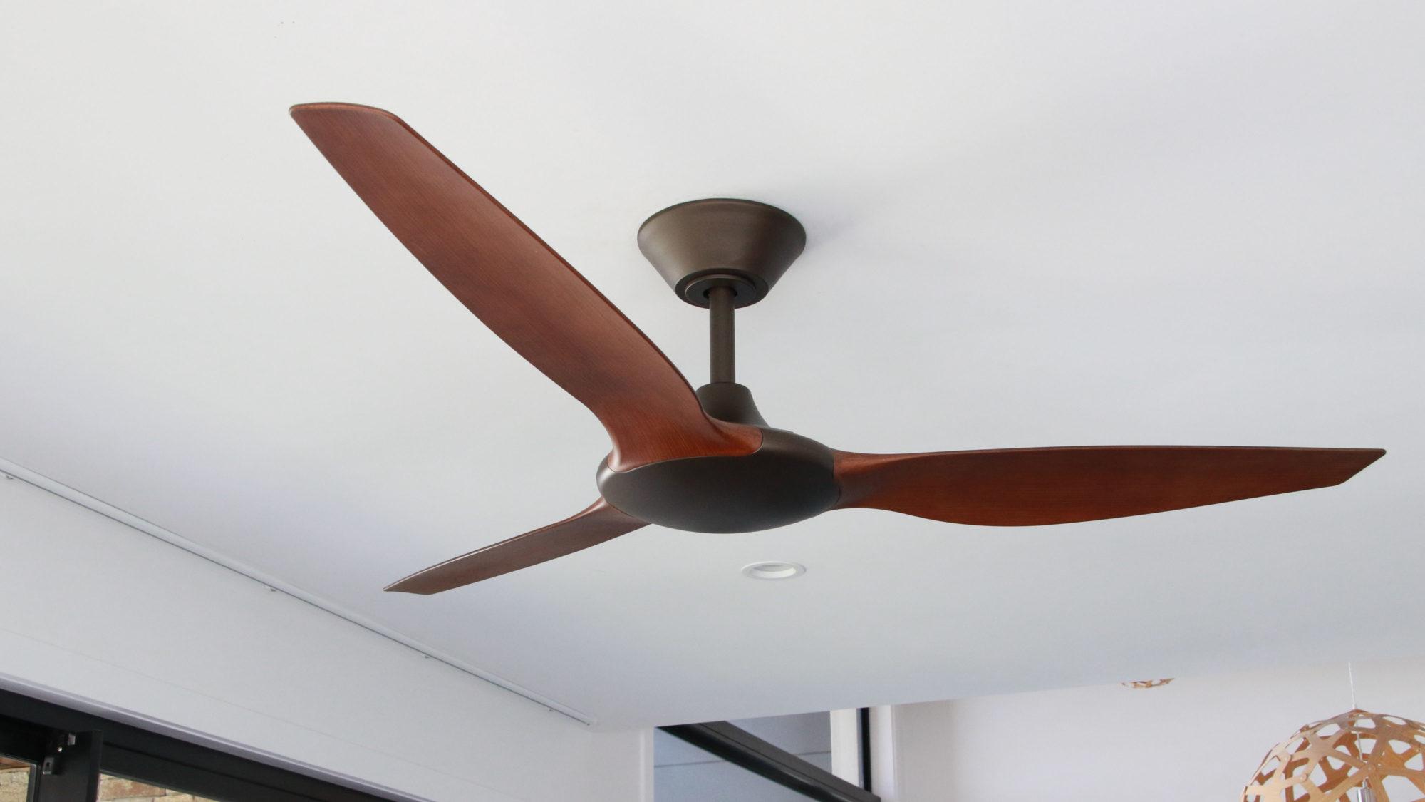 Delta DEL56 Ceiling Fan 1 Wide