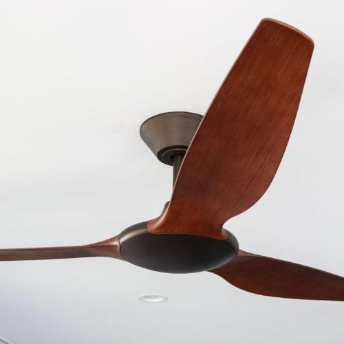 Delta DEL56 Ceiling Fan 3 Square
