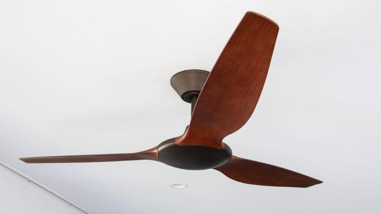 Delta DEL56 Ceiling Fan 3 Wide