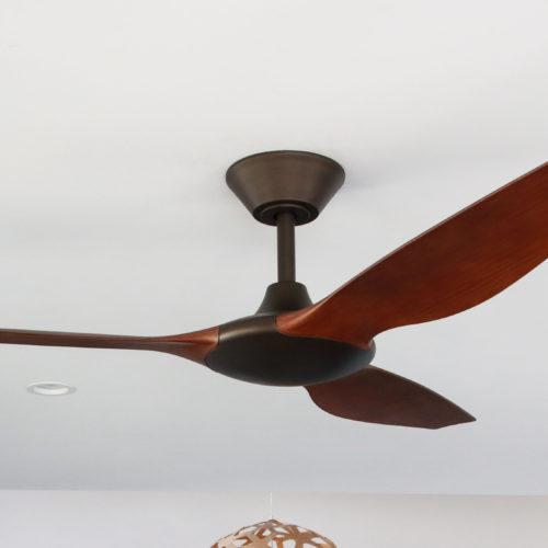 Delta DEL56 Ceiling Fan 4 Square