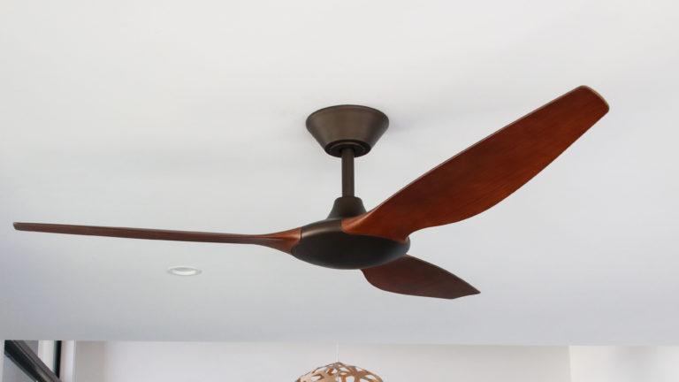 Delta DEL56 Ceiling Fan 4 Wide