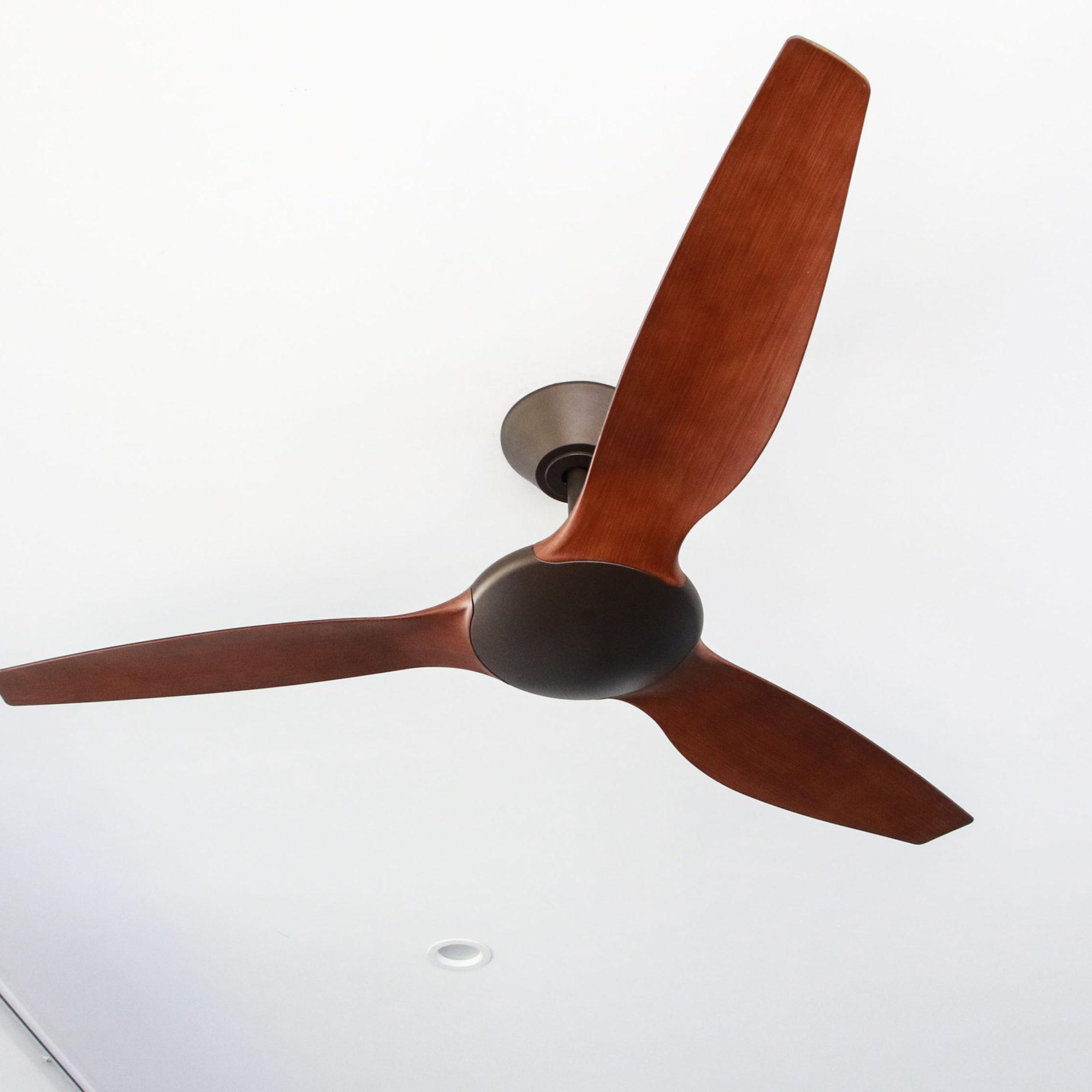 Delta DEL56 Ceiling Fan 8 Square