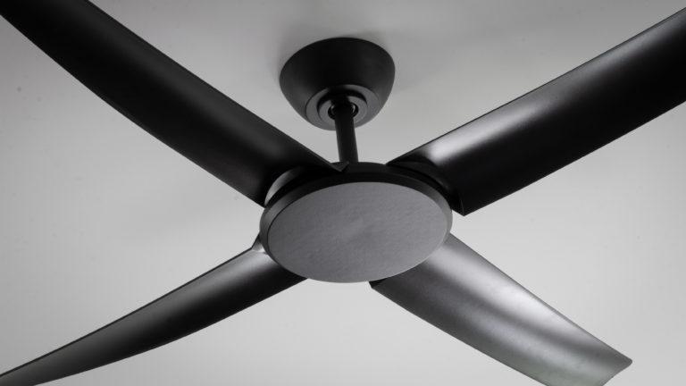 FlatJET FLA56 Ceiling Fan 4 Wide