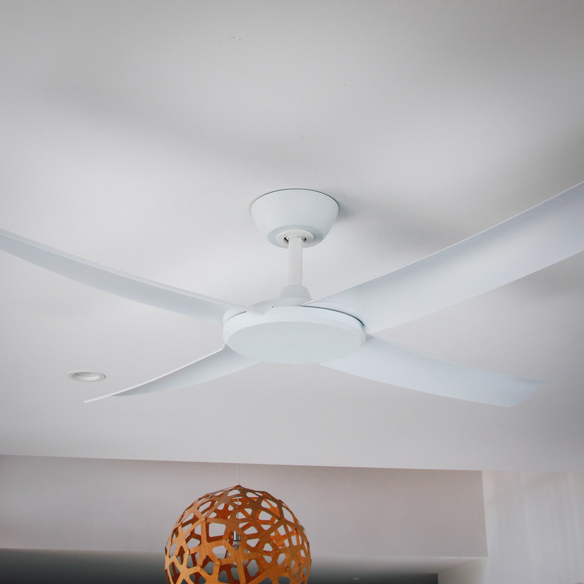 FlatJET FLA56 Ceiling Fan 5 Square