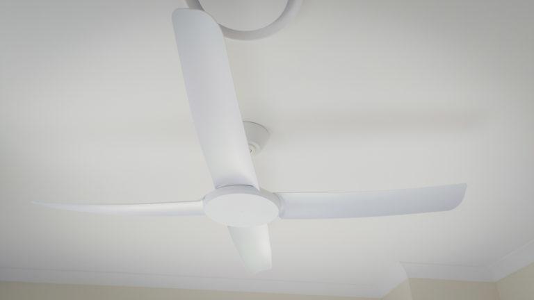 FlatJET FLA56 Ceiling Fan 9 Wide