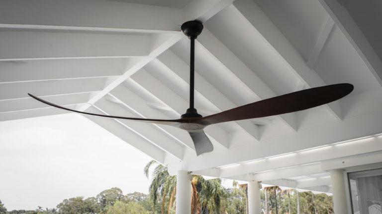 Kirra KIR100 DC Ceiling Fan 1 Wide
