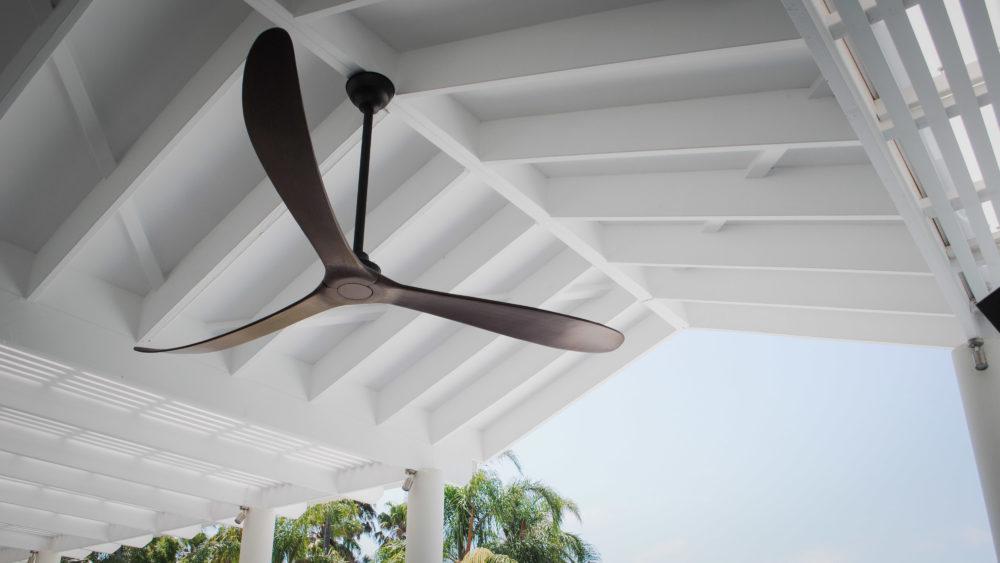 Kirra KIR100 DC Ceiling Fan 3 Wide