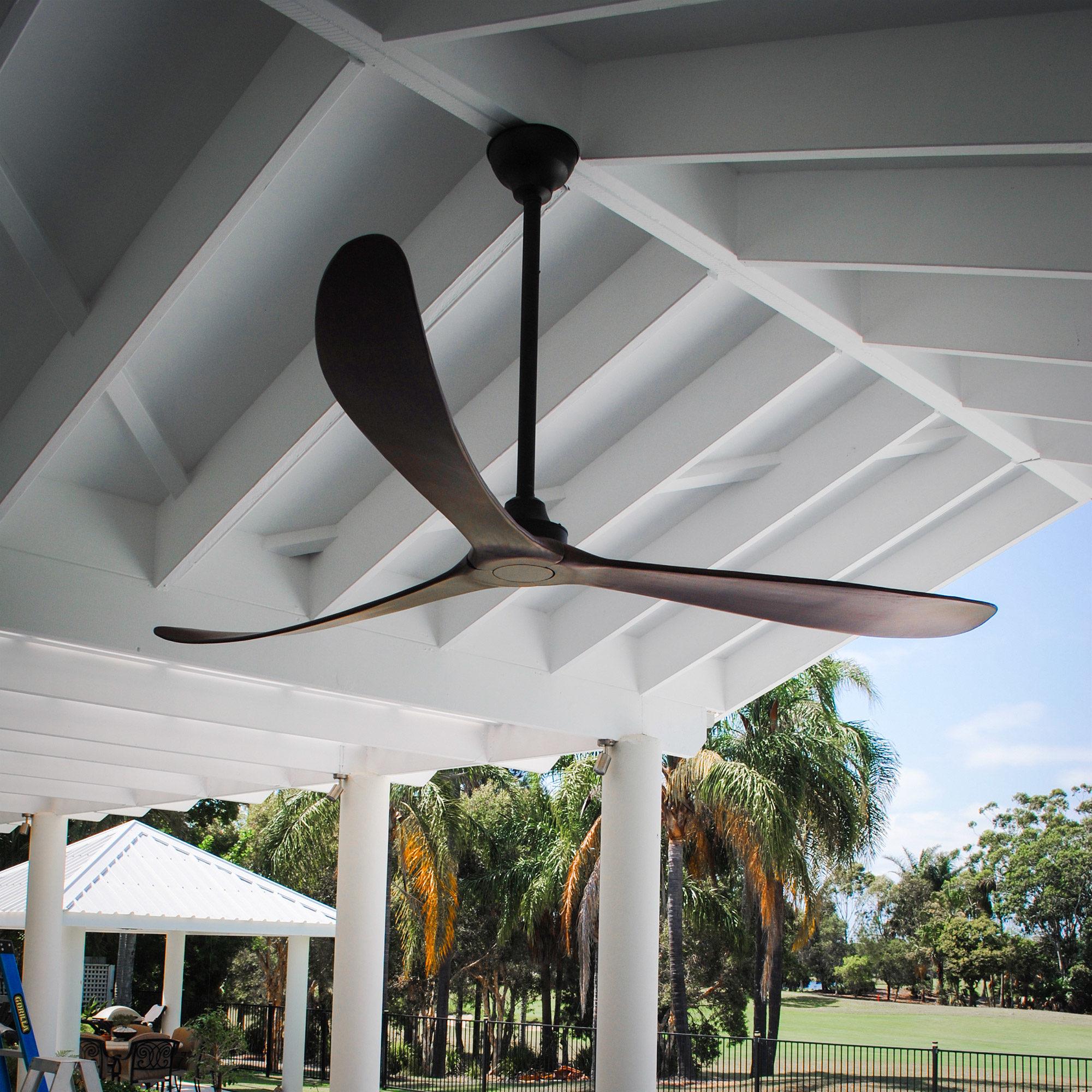 Kirra KIR100 DC Ceiling Fan 4 Square