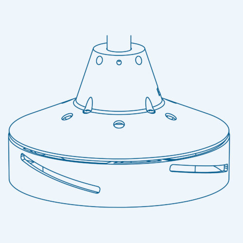 Quality Ceiling Fans Motor Housing