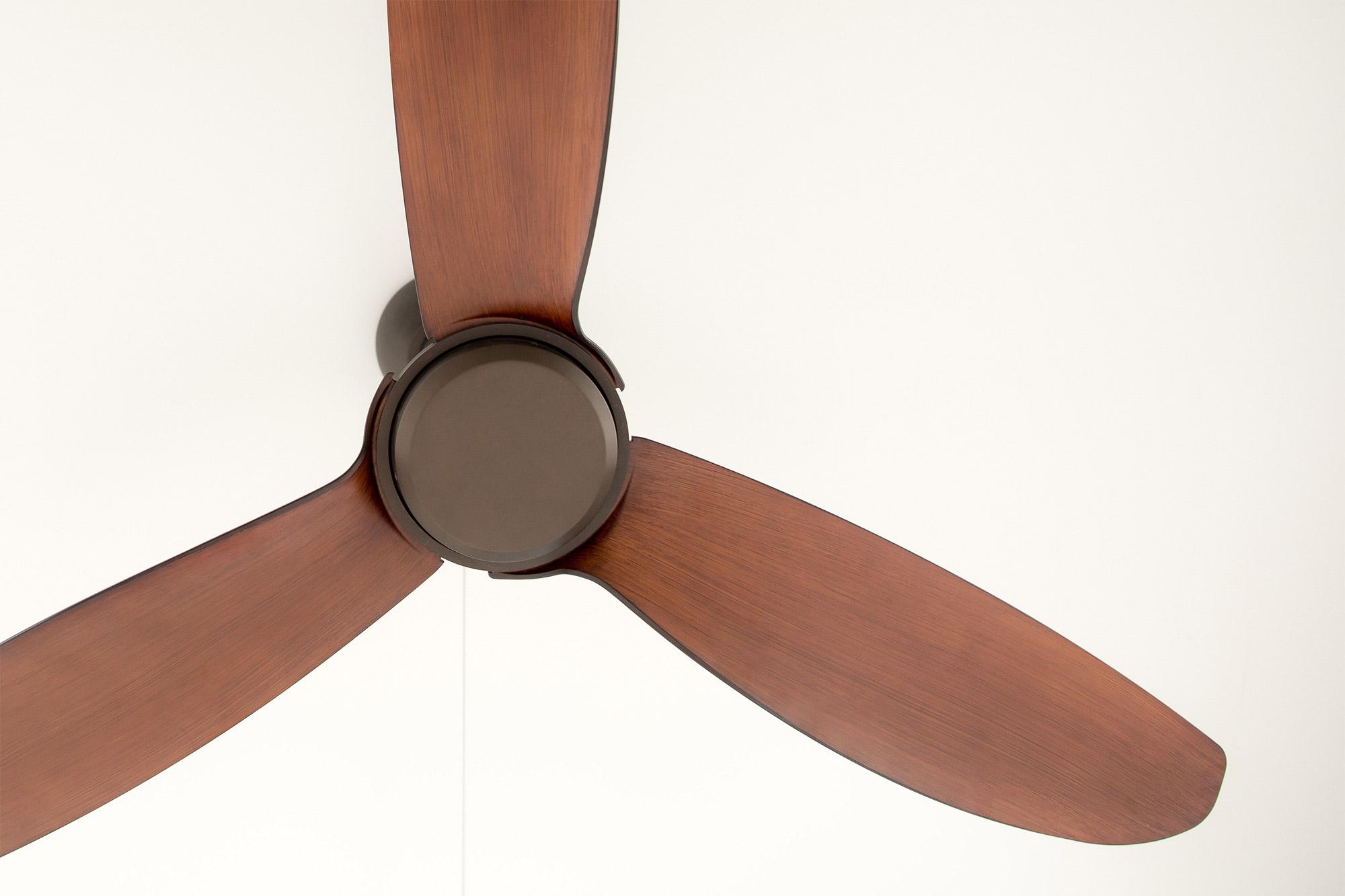 Trinity 56 Oil Rubbed Bronze Ceiling Fan 2